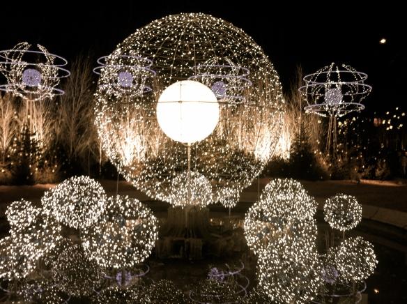 Noël aux Champs Elysées