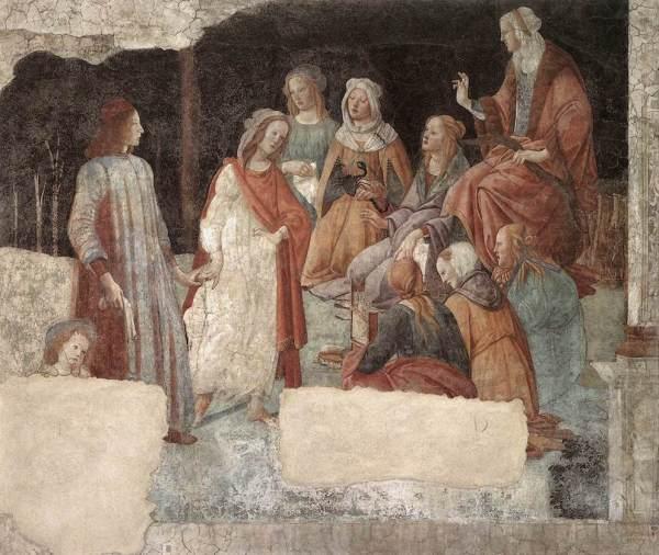 Affresco Lorenzo 180