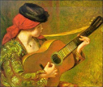 guitare gaughin