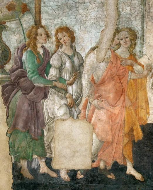 Risultati immagini per Vénus et les Trois Grâces offrant des présents à une jeune fille | Musée du Louvre | Paris